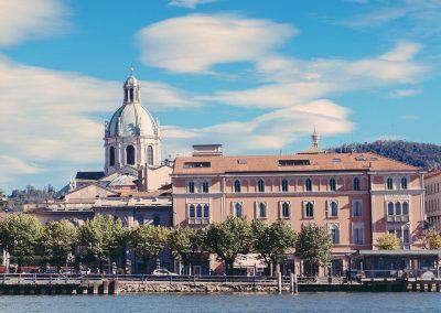 Vista - Palazzo | Lago di como